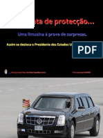 2.200 U.S.a - Viaturas Blindadas Do Presidente (AP) 23.05.13