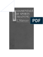 Fundamentals of Sports Training