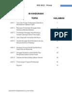 ISI KANDUNGAN modul krb 3013.doc