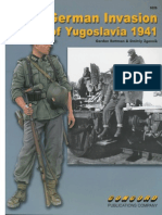 [Concord] [Warrior Series 6526] the German Invasion of Yugoslavia 1941 (2009)