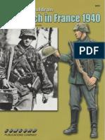 [Concord] [Warrior Series 6533] Into the Cauldron. Das Reich in France 1940 (2009)