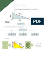 Guia Teorema de Pitagoras