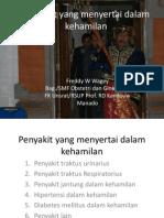 Kuliah KBK Holistik (Dr. F. Wagey)