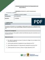 31816 - PROYECTO LUDICO PEDAGOGICO  AFIANZANDO SABERES.docx