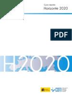 Guia rápida Horizon 2020