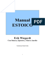 Manual Estoico - New Stoa