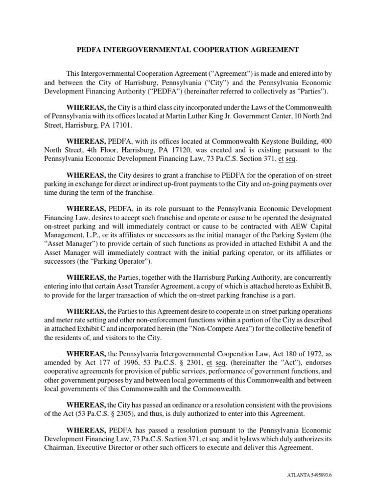 Pedfa Harrisburg Iga 111213pdf Indemnity Bankruptcy