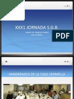 XXXI JORNADA SGB