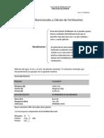 Requerimientos Nutricionales y Cc3a1lculo de Fertilizantes1
