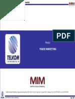 Modul - Trade Marketing 270309