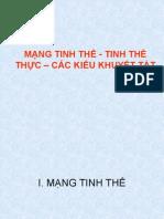 M-ng tinh th-