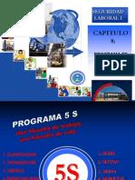 C 8 Programa 5S