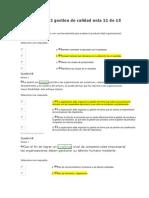 Act 9 Quiz 2 gestion de calidad nota 11 de 15.docx