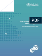 Management - Procurement Process Resource Guide