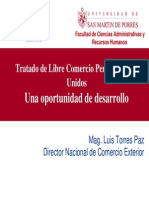 TLC Peru - USA - Luis Torres