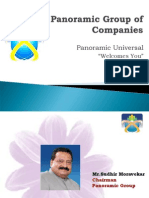 Panoramic Universal Founder Moravekar