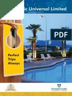 Hospitality Company Panoramic Universal Limited