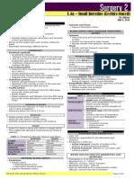 SURGERY_1.4 Small Intestine (Lecture).docx