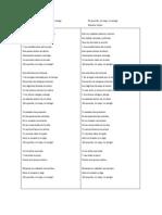 Canción Roberto Carlos