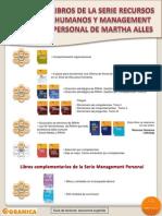 Guia de Lectura Gestion Por Competencias y Management Personal