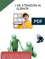 Calidad de Atencion Al Cliente