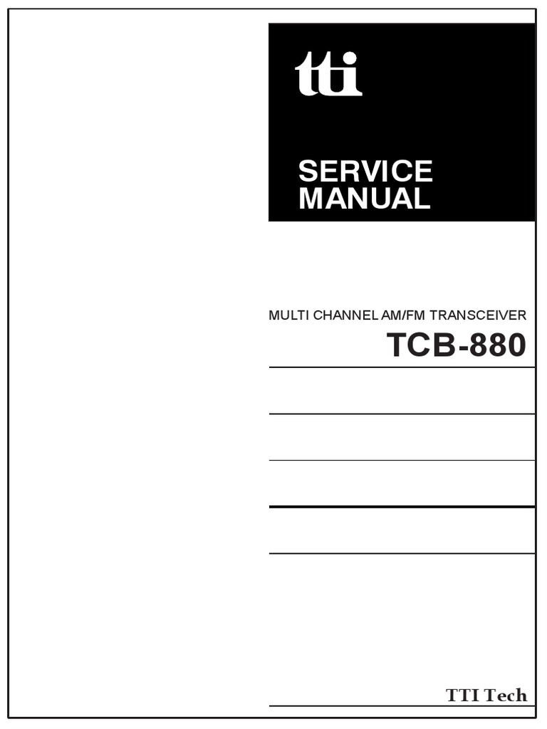 Tcb 880 Service Manual Detector Radio Amplifier Sanyo Wiring Harness Color Code