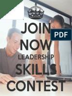 Leadership Skills Contest