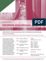 partizipative sozialforschung 2014