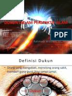 Dukun Dalam Perspektif Islam