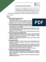Jornada Calidad Software 2013
