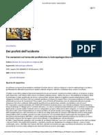 Dei profeti dell'ocidente - Bulzoni Editore.pdf
