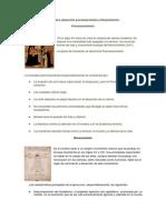 Sociedad y Desarrollo Prerrenacentista y Renacimiento