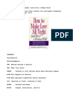 (Ebook-pdf) How to Make Love All Night (and Drive a Woman Wild).pdf