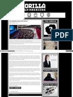 Aesthetica Short Film Festival - Gorilla Film Magazine Write up