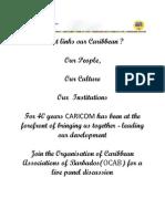 OCAB - Celebrating our Unity, Embracing our diversity