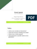 Oracle SDO