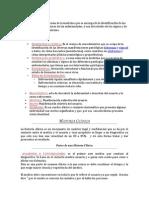 ANA ARTILES DOCUMENTO Semiología