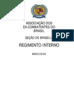 Estatuto Assoc Excombatente Bsb Df