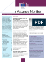 European Vacancy Monitor