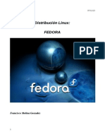 Manual Fedora