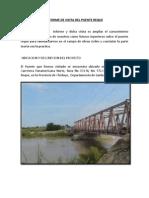 109791801 Informe de Visita Del Puente Reque