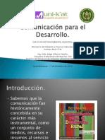 002_Comunicación para el desarrollo