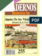 De la Torre - Japón. De los Meiji a hoy
