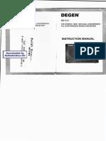 Sony hcd-rv333d схема