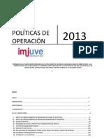 Politicas de Operación (1)