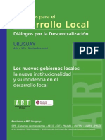Los Nuevos Gobiernos Locales DLPG