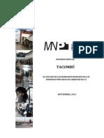Informe Tacumbu Tortura Paraguay2013