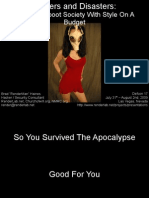 Hackers vs. Disasters Part 2