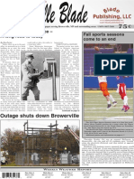 Browerville Blade - 11/07/2013 - page 01