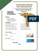 Quimica Medica Informe Completo